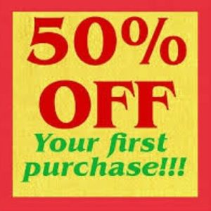 🤑 GET 50% Off your first purchase!! BundleUP!🤑